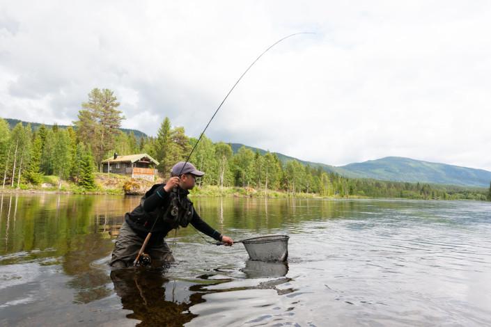 Flyfishing Rena