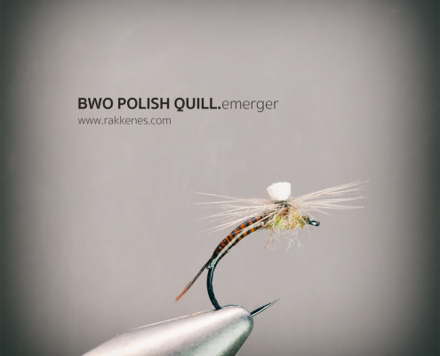 BWO Oestrich Herl Emerger