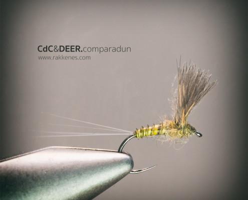 CdC and Deer Comparadun