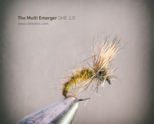 Deer Hair Emerger