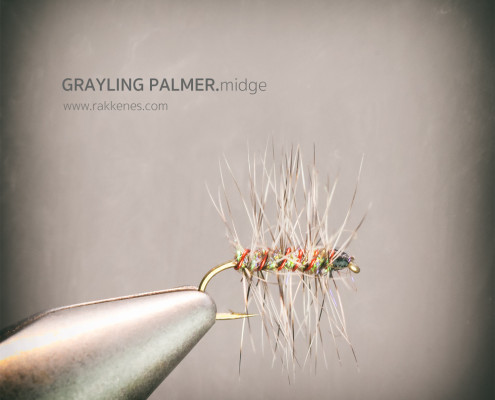 Grayling Palmer Midge
