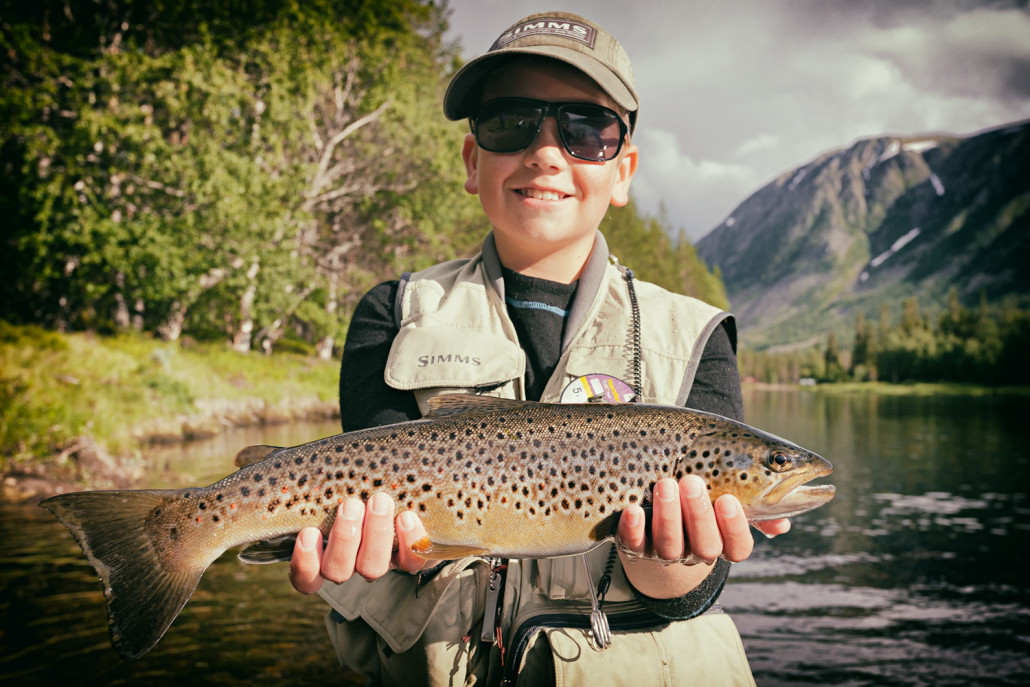 Trout Danica Mayfly