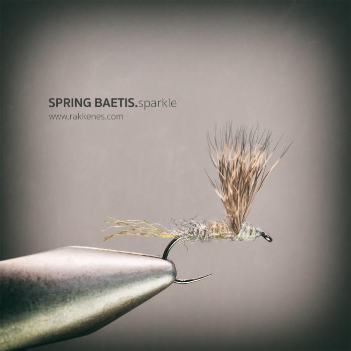Spring Baetis Sparkle Dun