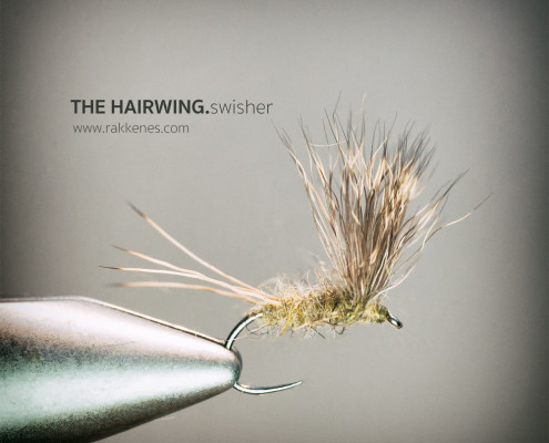 Doug Swisher Hairwing