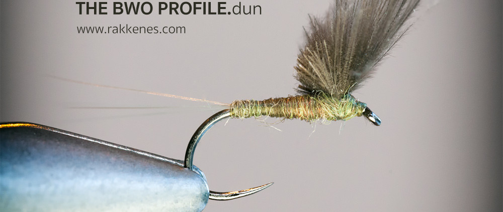 Mayfly Profile Dun