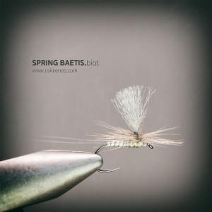 Baetis Biot Parachute