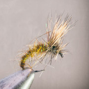 The Deer Hair Emerger