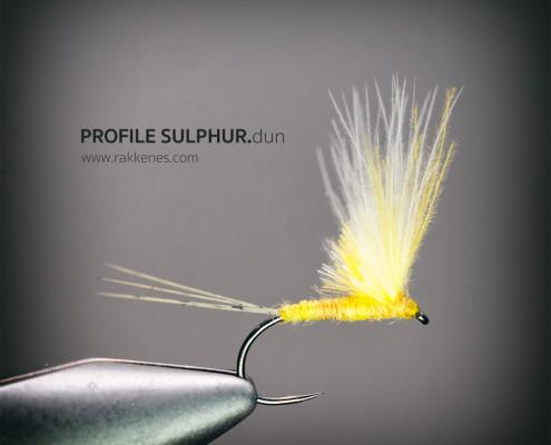 Sulphur No Hackle Dun