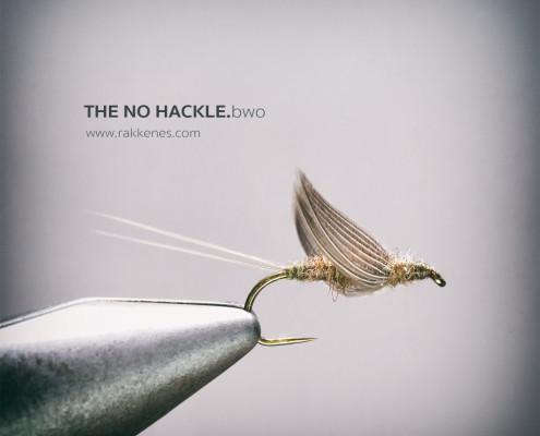 No Hackle Mayfly