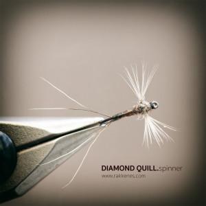 Spent Spinner - Diamond Quill