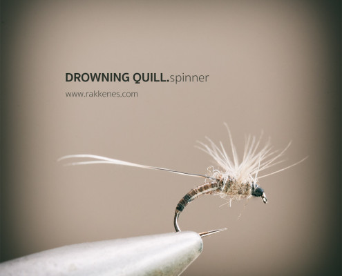 Drowning Quill Spinner