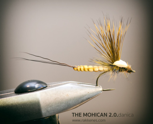 The Mohican 2.0 Ephemera Danica