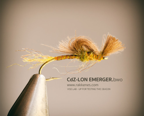 CdC and Z-Lon BWO Emerger