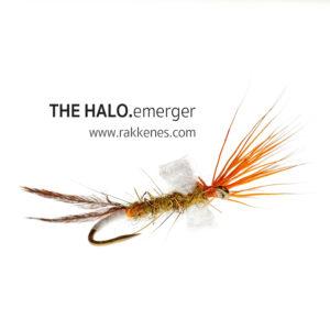 Mayfly Halo Emerger