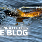fly fishing and fly tying blog