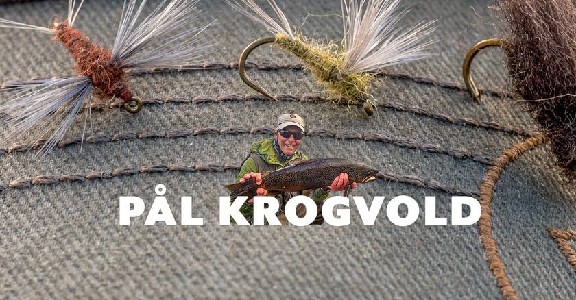 Pål Krogvold favorite flies