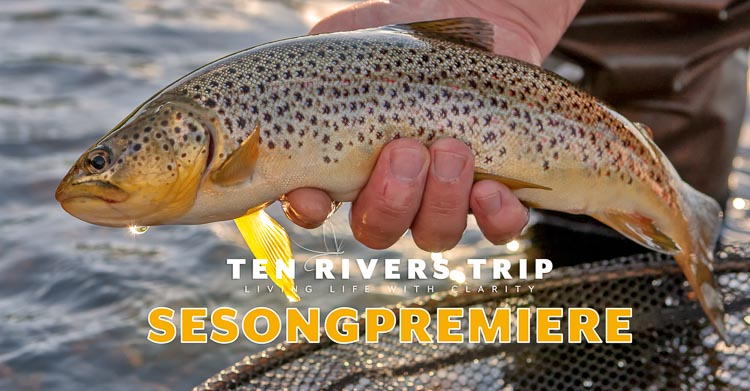 Sesongpremiere for Ten Rivers Trip